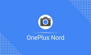 Google Camera for OnePlus Nord